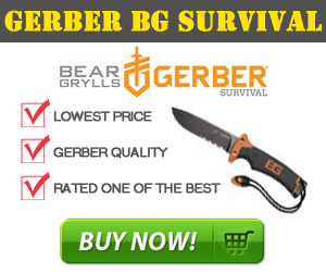 Best Price on the Bear Grylls Ultimate Survival Knife
