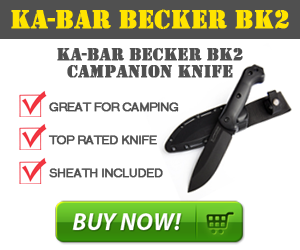 Best Price on the Ka-Bar Becker BK2 Campanion Knife